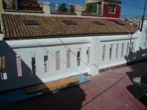 Balustrada rehabilitada